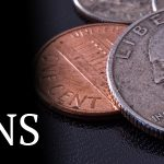 アメリカの硬貨の種類についてのお話