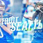 「Seahawks」、ウィルソン絶好調で貫禄勝利!【SEA 26-6 DET】