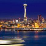 シアトルが、「アメリカの住みたい街ベスト100」で6位に!