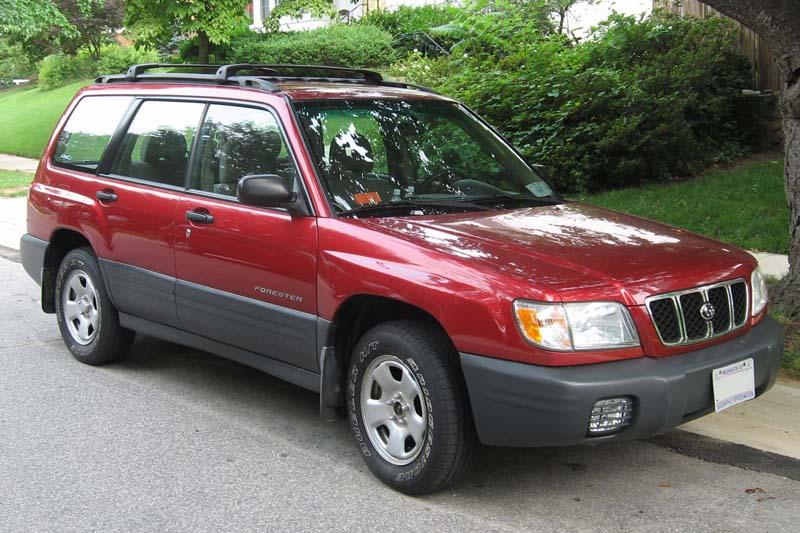2001-Subaru-Forester