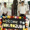 【アメリカ人日本留学記 -1-】大阪府立桜塚高校への3ヶ月留学がスタート!