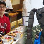 【アメリカ人日本留学記 -5-】東京Trip Day 4: 「築地」、「ジブリ美術館」