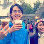 【アメリカ人日本留学記 -7-】クラスメイトと一緒にユニバを満喫!