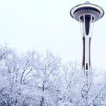 今年の冬は寒い!シアトル近郊で大雪!