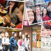 【BHS J2J '18 -2-】日本研修2日目!日本の高校生たちと大阪散策!カラオケも!