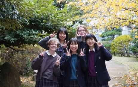 Study in Japan -School Days-