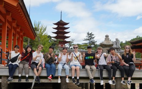 Study in Japan -Small Trip-